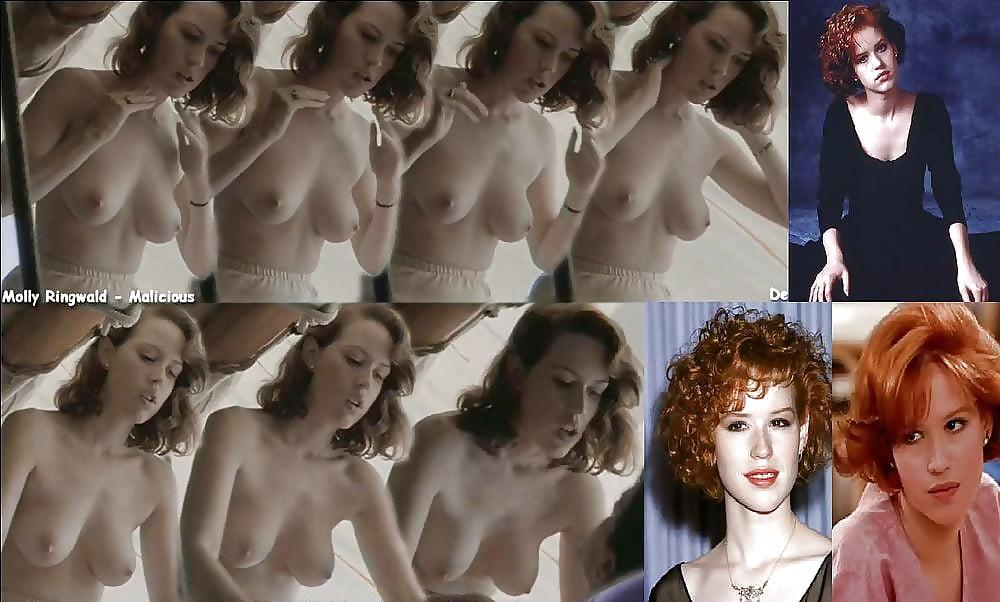 Nude photos of molly ringwald