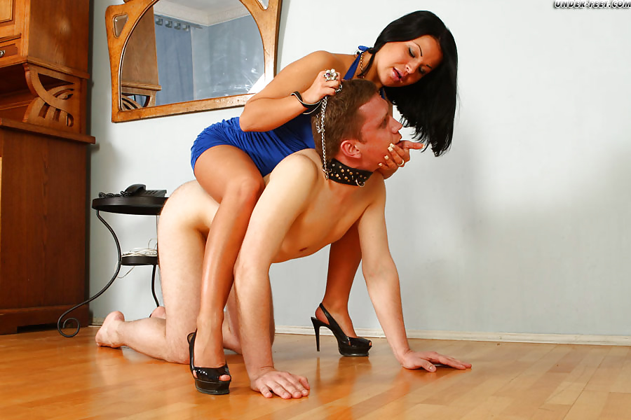 Femdom rolfe and inga, tight non virgin pussy
