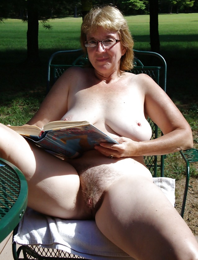 Ideal Naked Old Sluts Pic