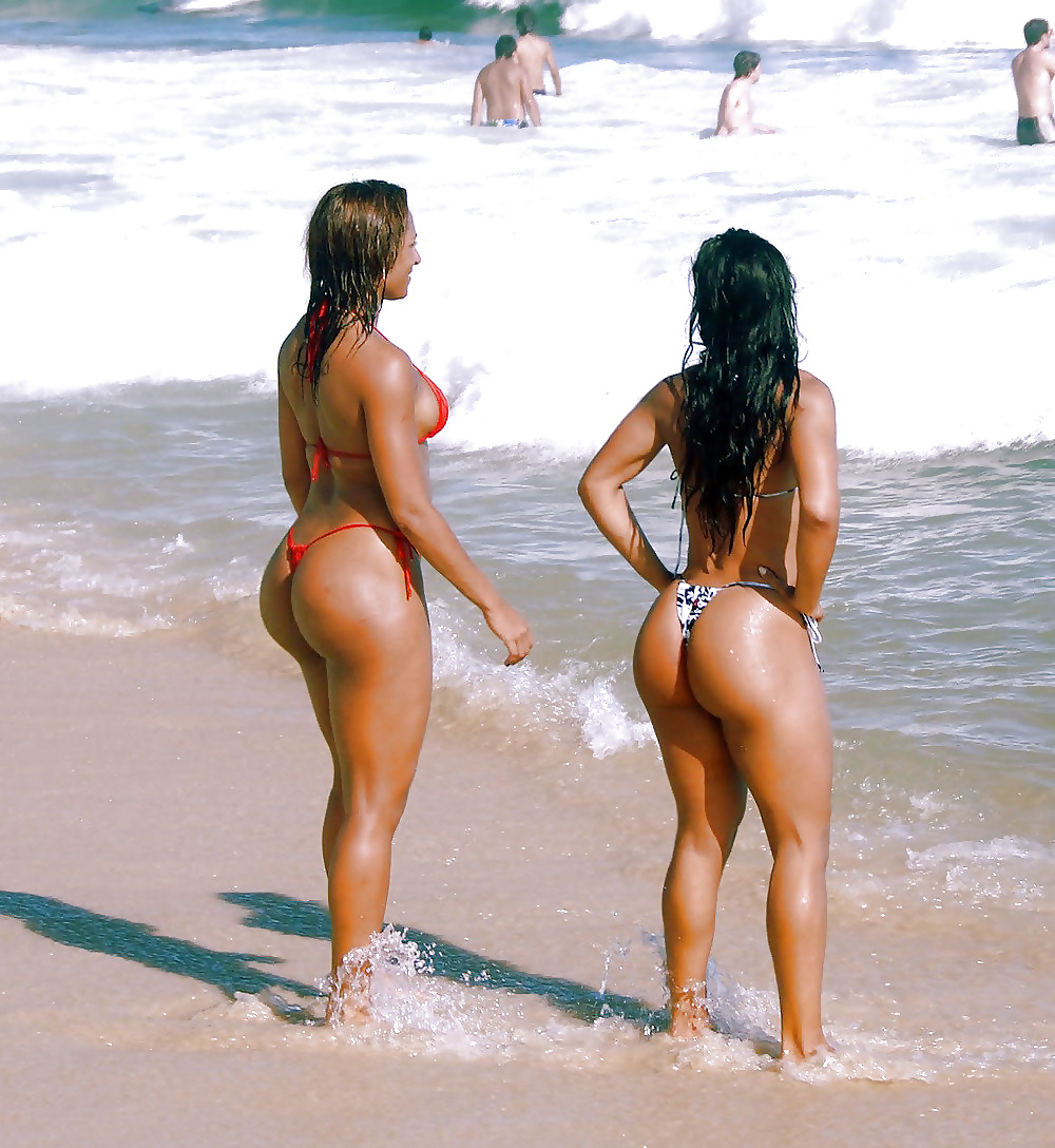 Rocj brazil thong nude like big dick