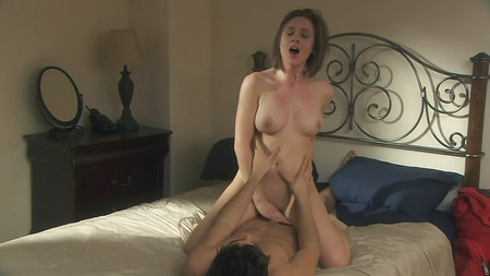 Home sex video two women one man