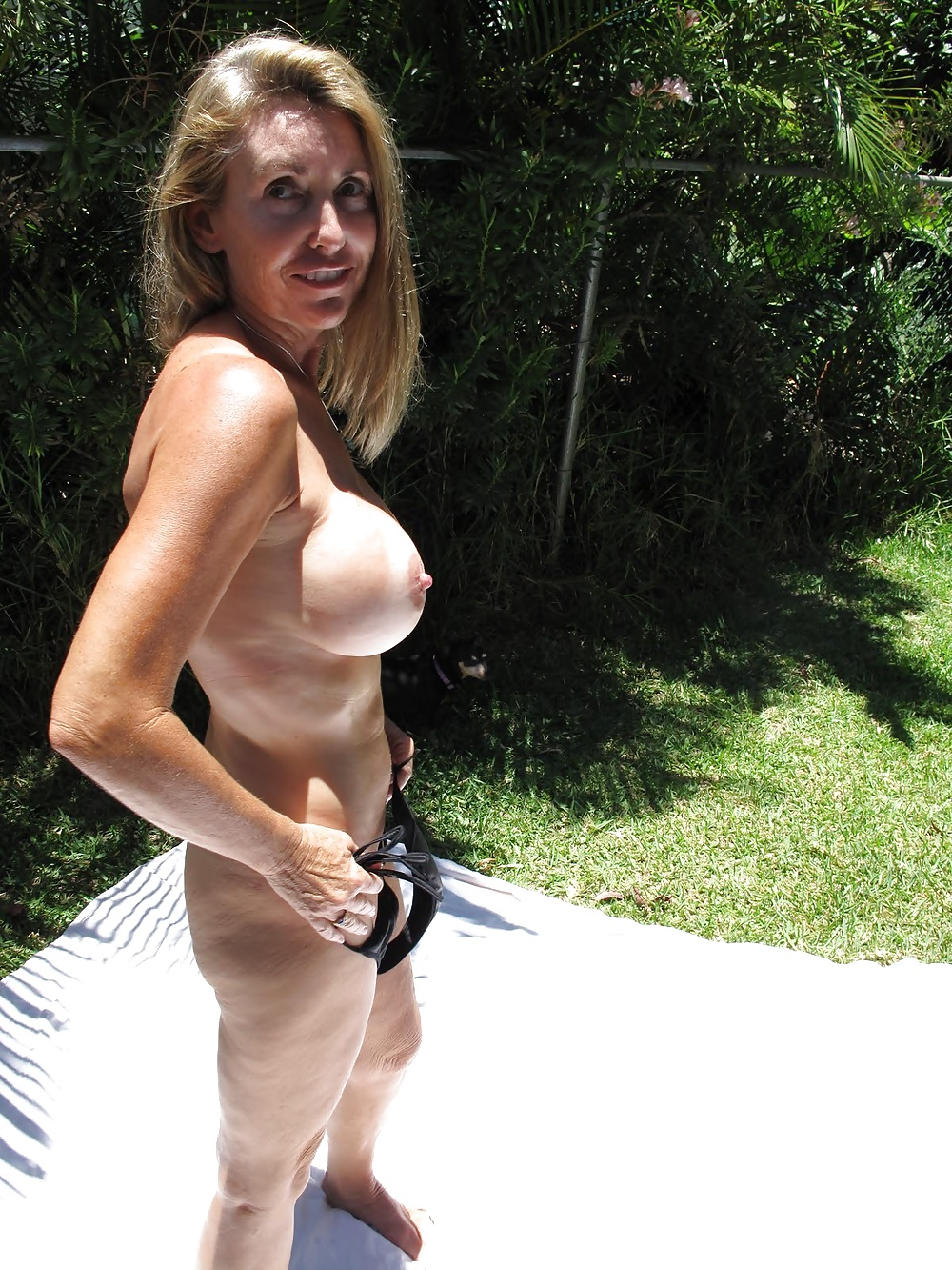 Mature wife movies outside 13