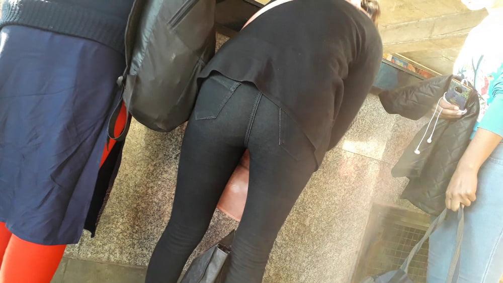 Big black butt gallery