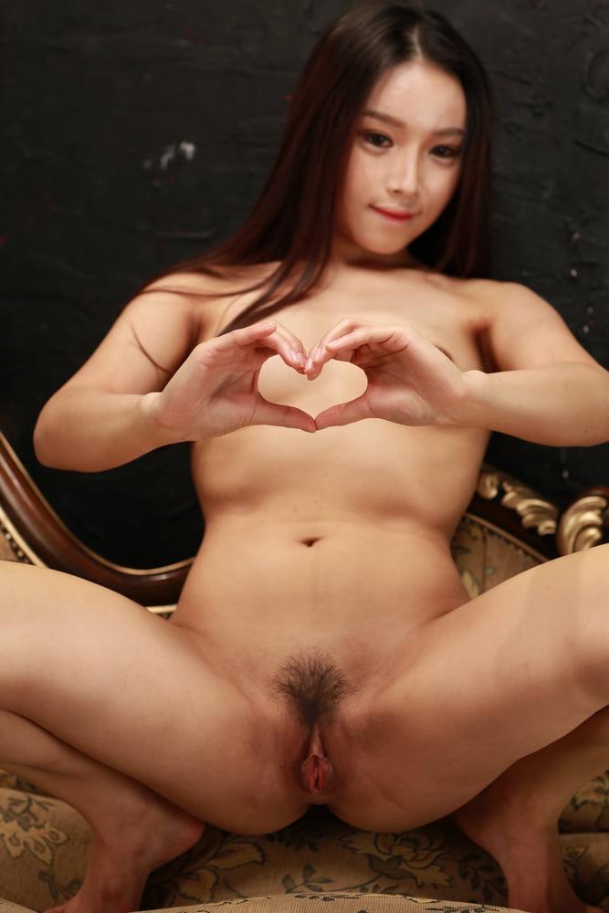 Korean brunette girl - 177 Pics