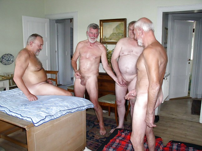 sex Mature gay group