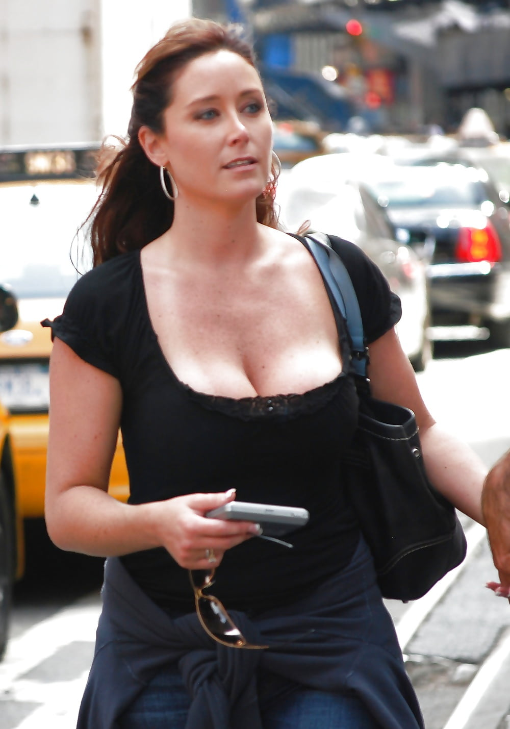 Busty boobs on street, brother and sister hot and sexy fuking picturs