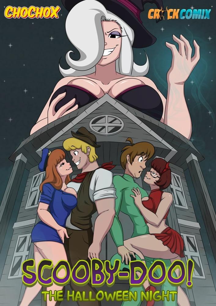 Scooby-Doo The Halloween Night - 16 Pics