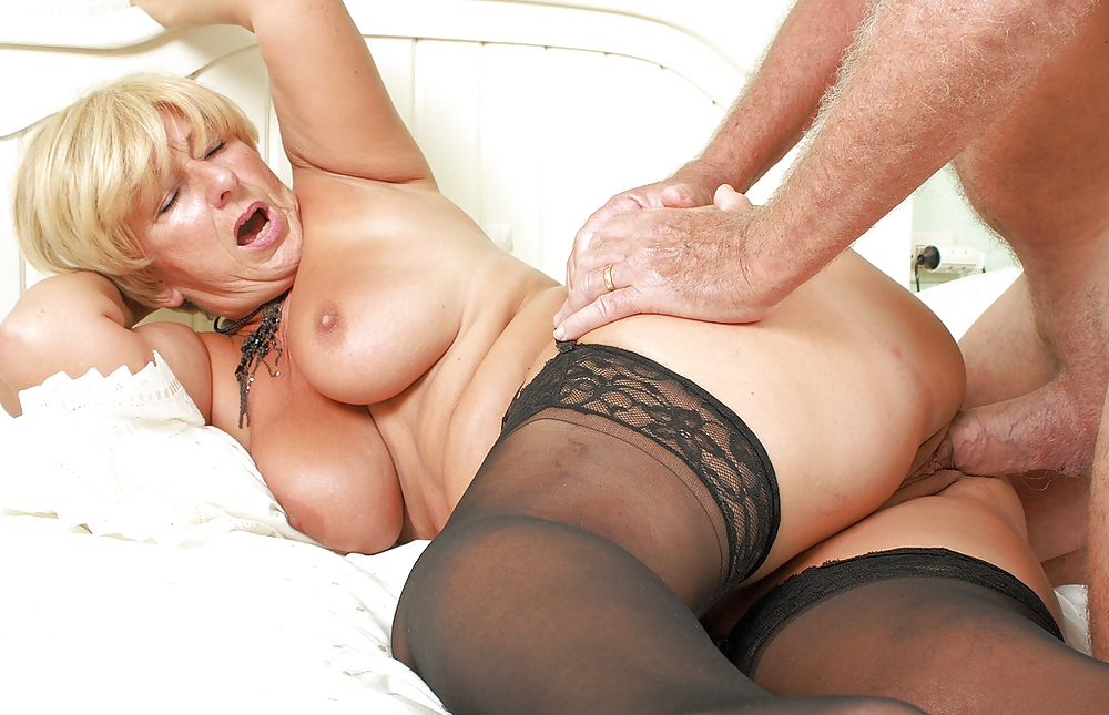 British grandmother porn