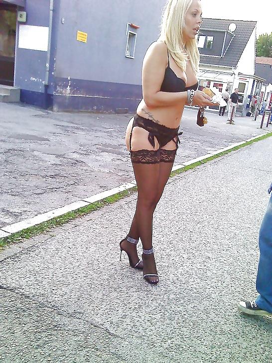 Real street hooker videos