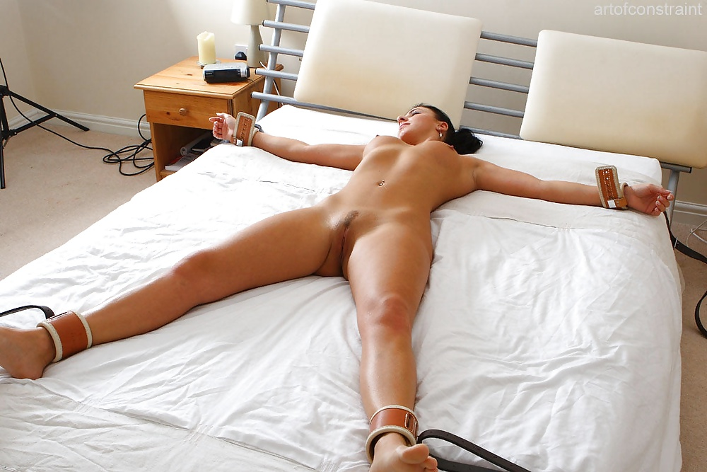 nude-ladies-tied-to-bed-fucking-gearshift-porn