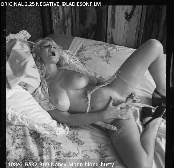 Nackt  Nancy Mann Celebrities who