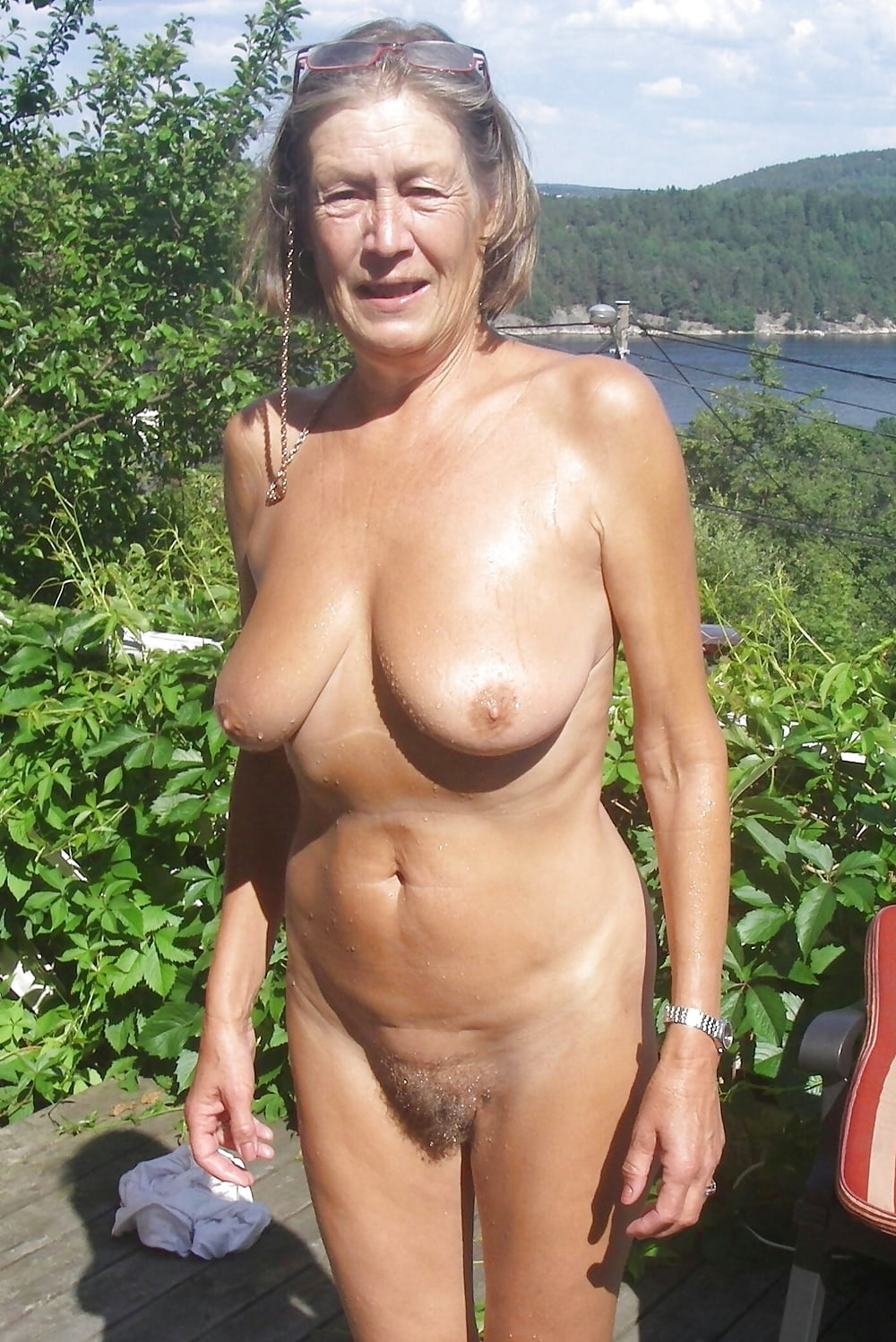 Older lady nude by pool, girls one cup acutual video