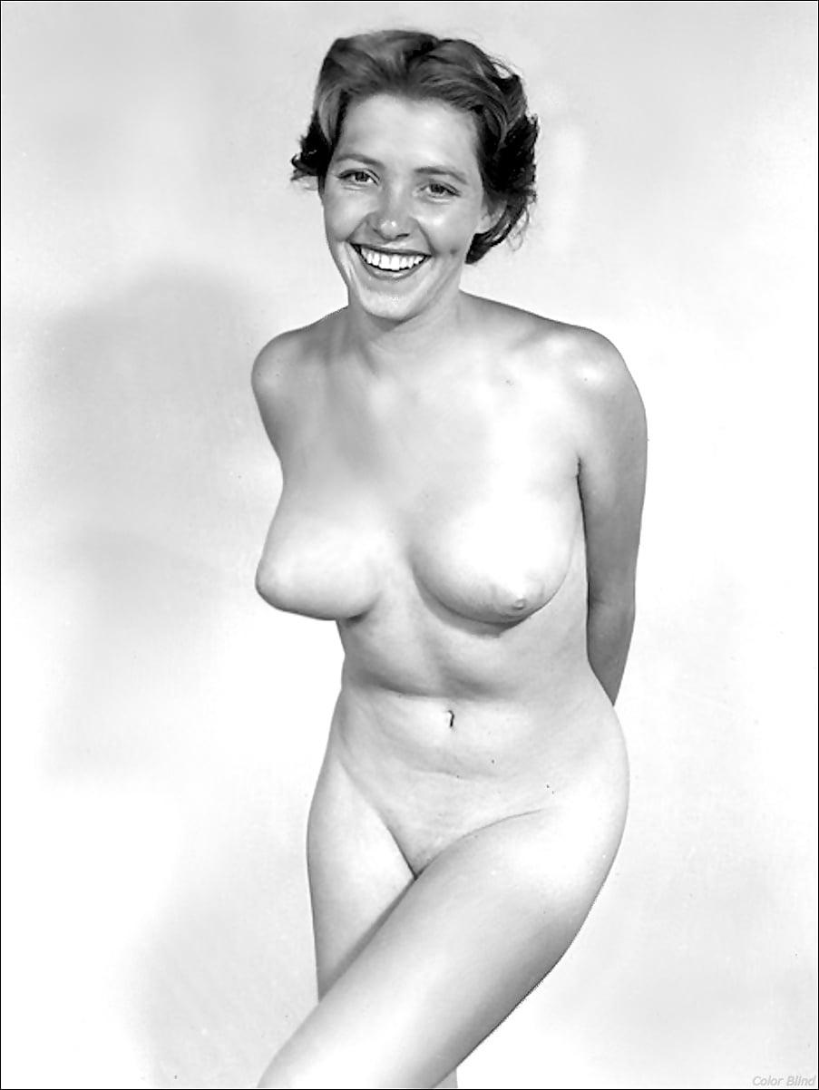 Vintage Silver Screen Actresses Nude