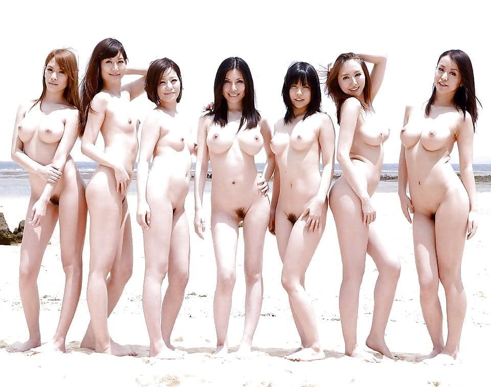 Japan female girl group nude ex girlfriend photos