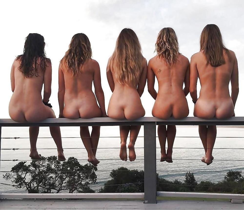 Milf nude sailing