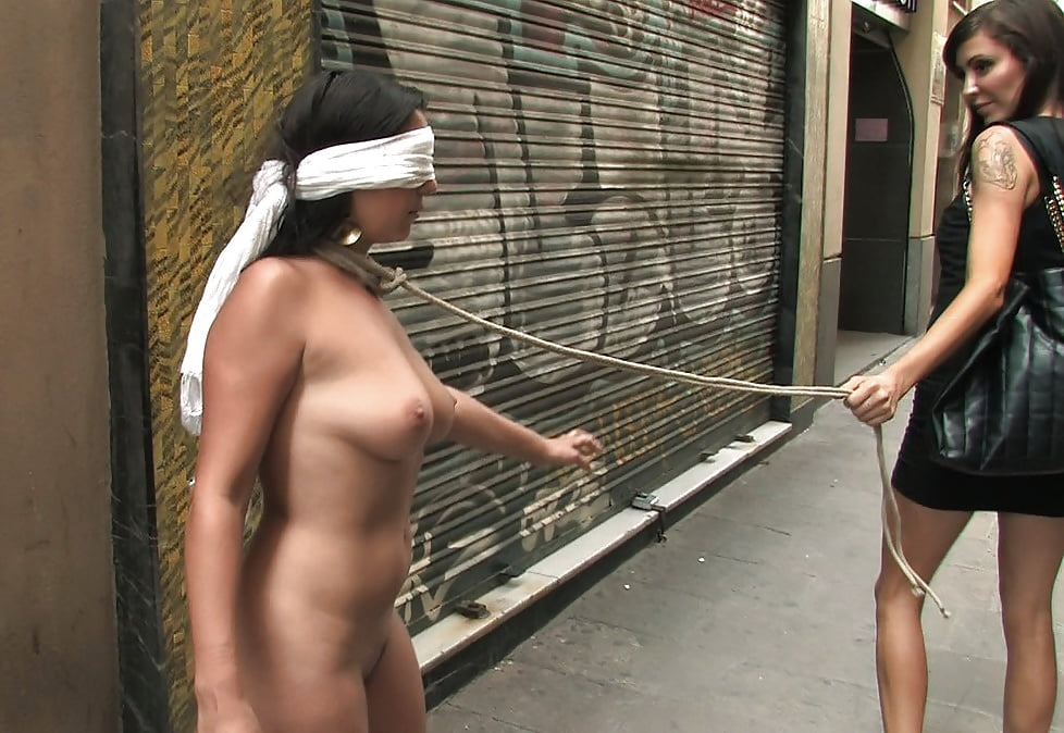 Nude slave working outdoor porn images