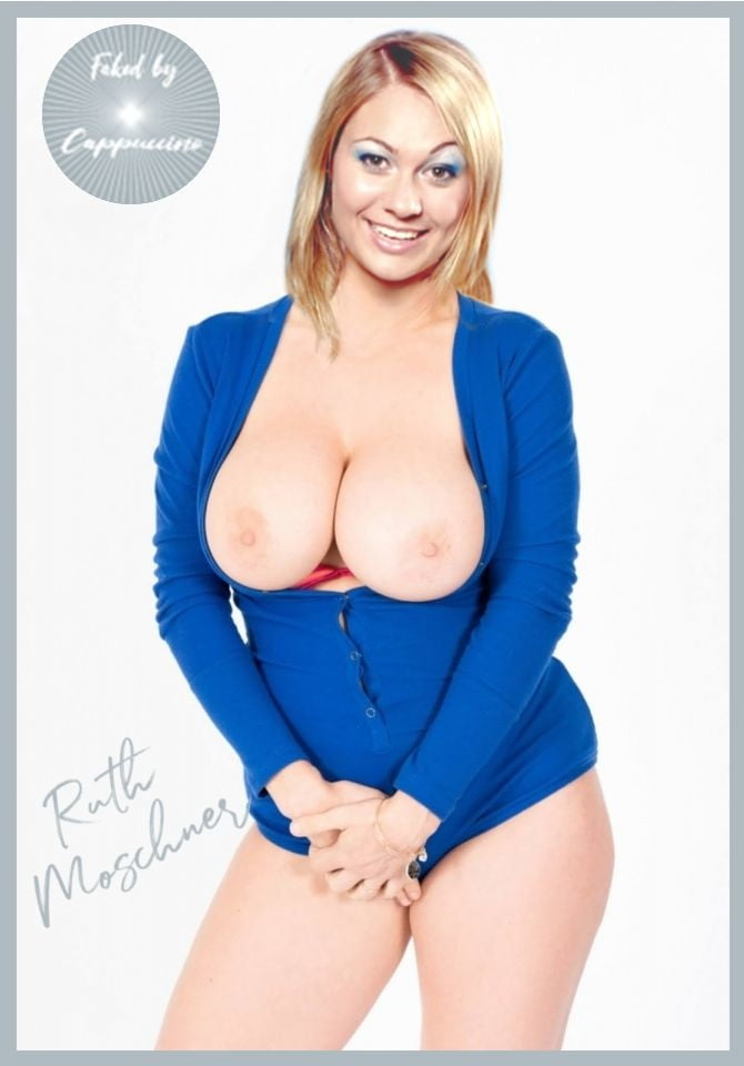 Ruth moschner nackt sexy Moschner Toples