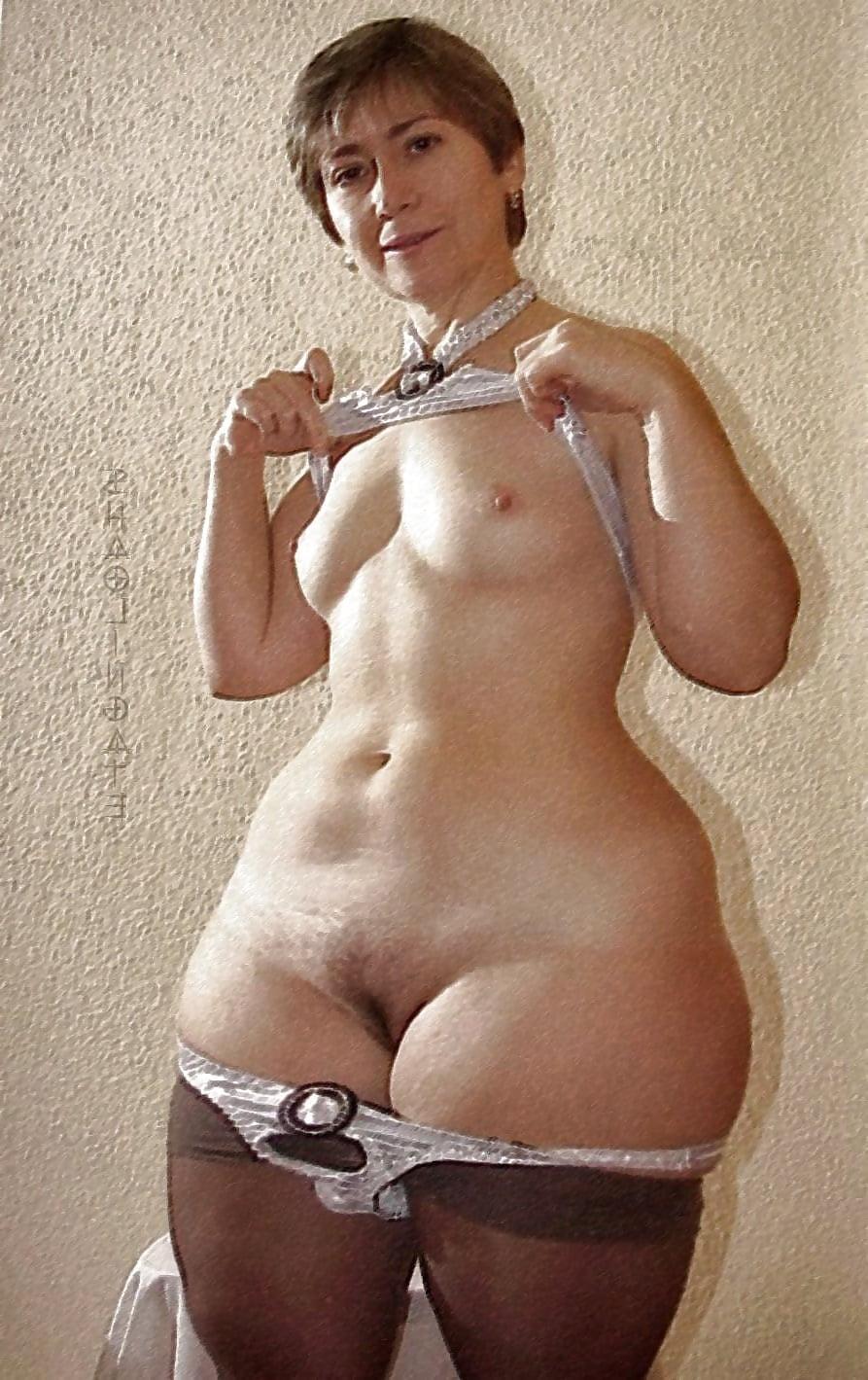 Curvy Women With Wide Hips - 141 Pics - Xhamstercom-8005