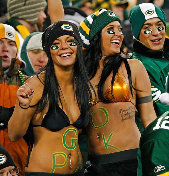 Green bay boobs