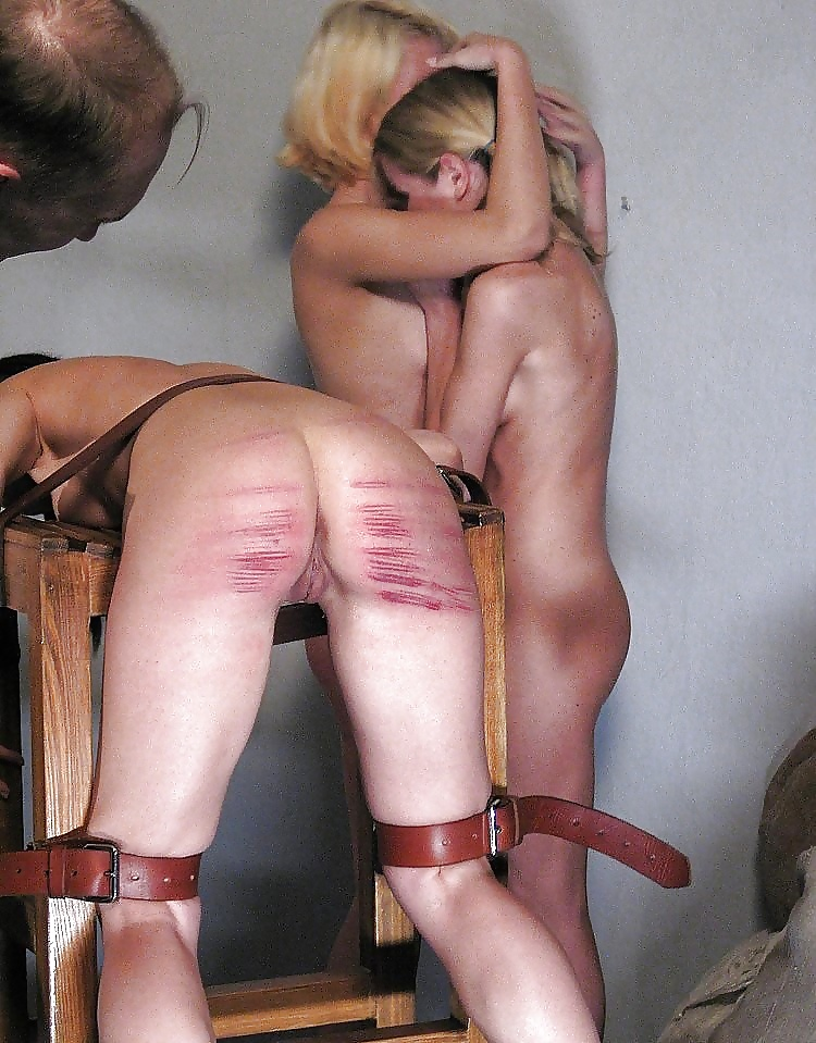 Bdsm russian punishment of girls — 3