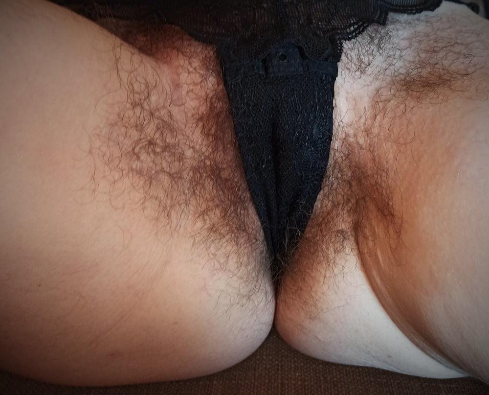 Hairy girls part 2