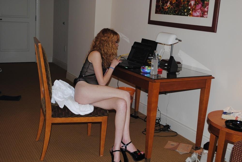 Redhead skinny sex