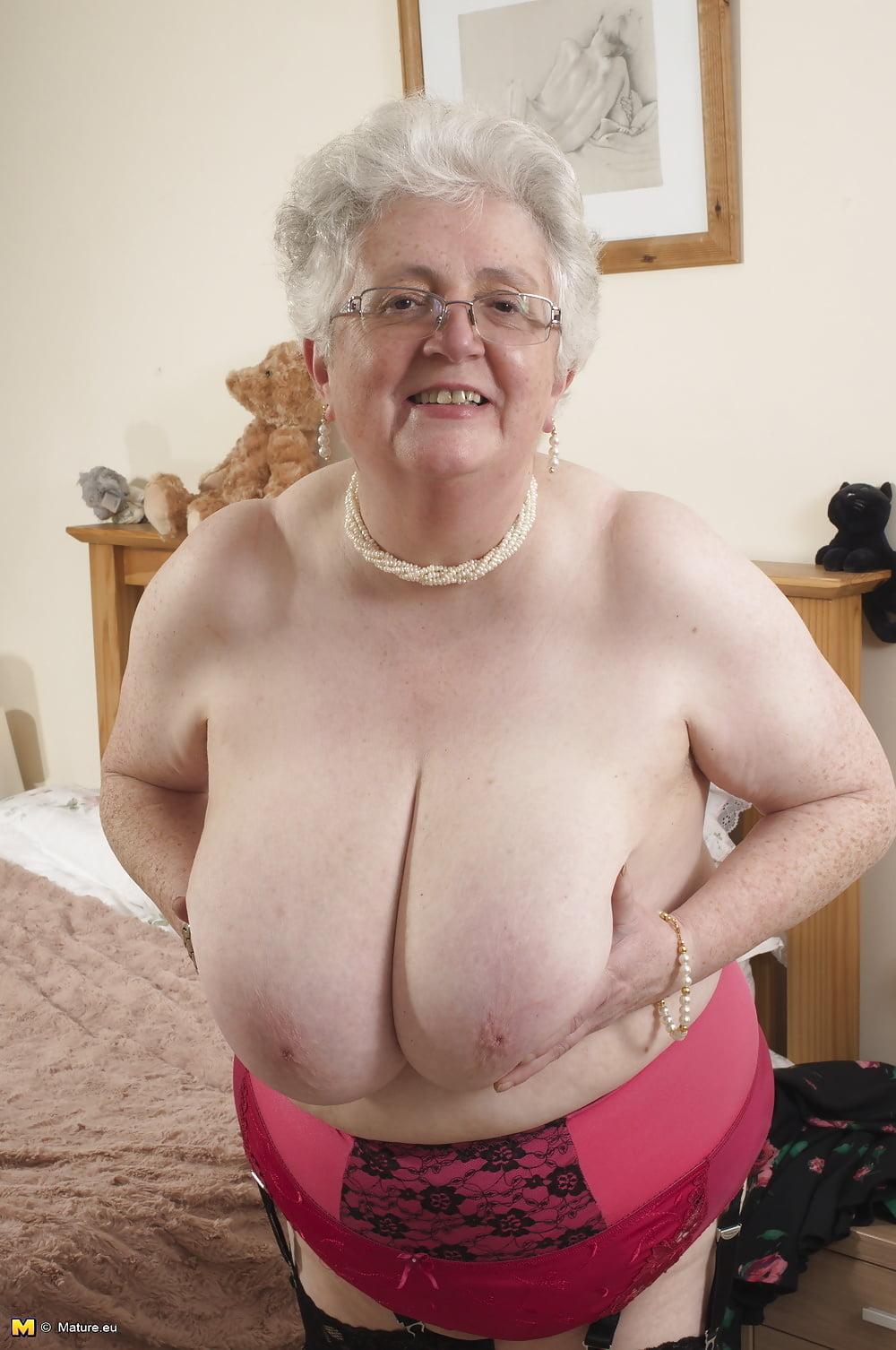Big boob granny movies — pic 7
