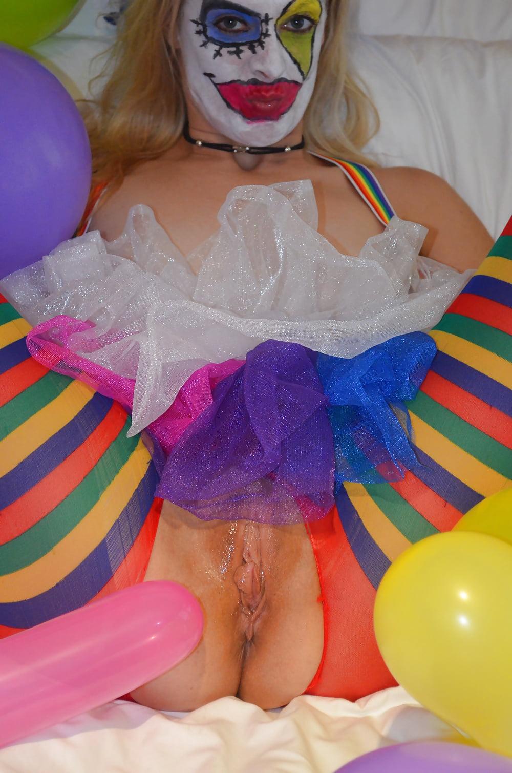 Lexi belle clown porn