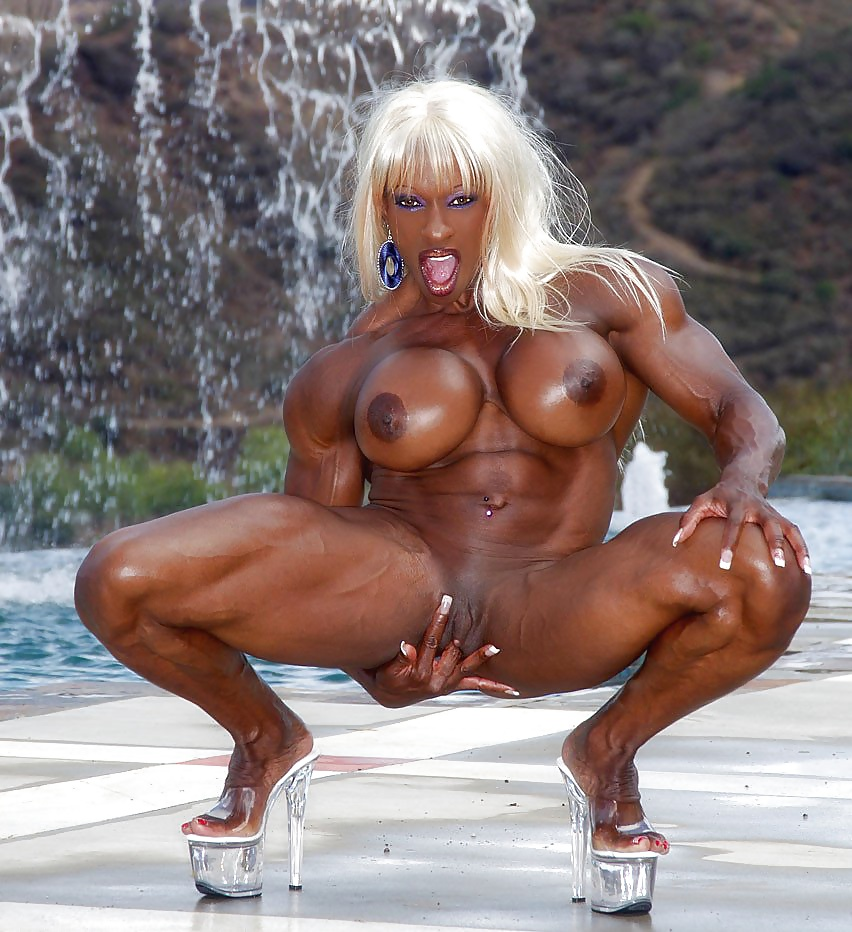 Tape naked black girls bodybuilders porn