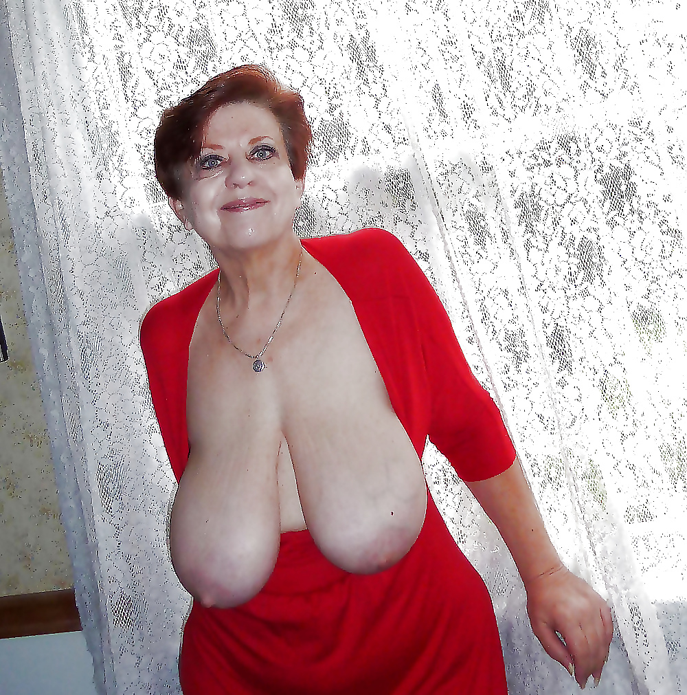 Long hanging tits porn-5980