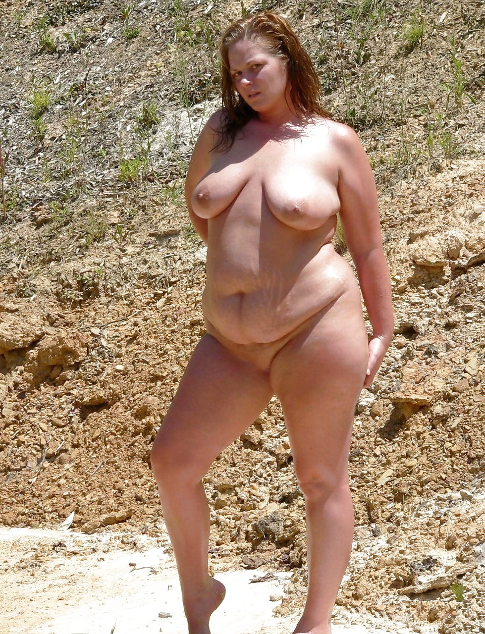 Chubby nudists nude pictures — photo 9