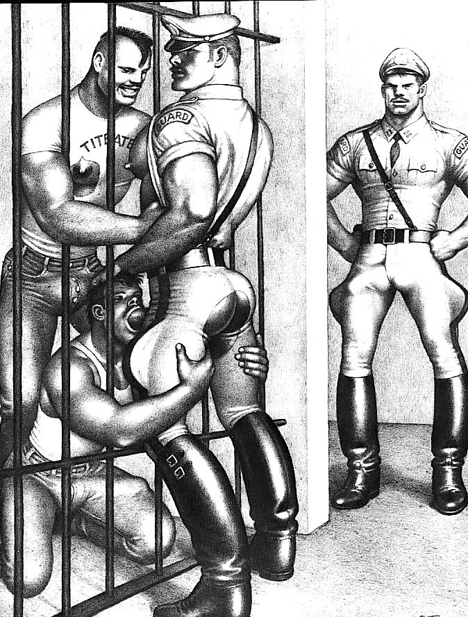 fisting Adult gallery tom finland