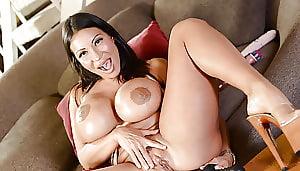 Busty asian women nude-8302