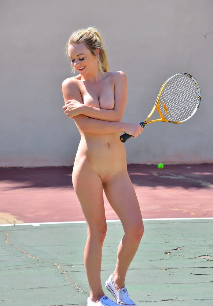 Girls nude tennis #14