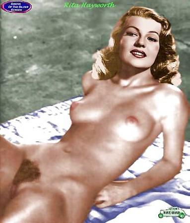 Sex Nude Pictures Of Rita Hayworth Pics