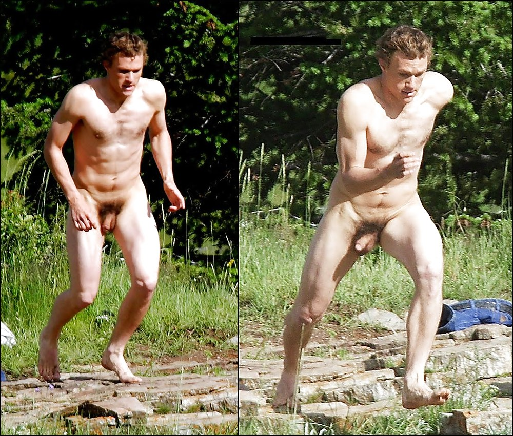 Naked male celebrity fake nudes