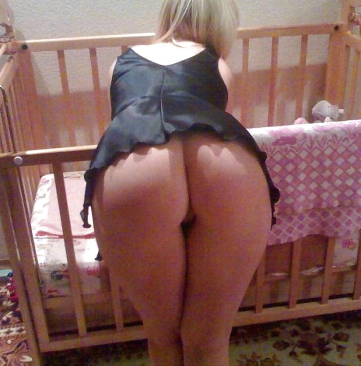 Попки молодых мамочек фото