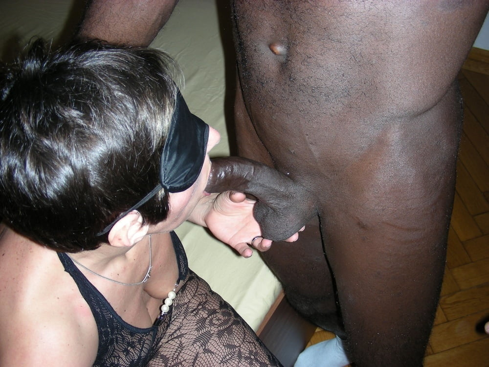 Wife watches me suck bbc 13