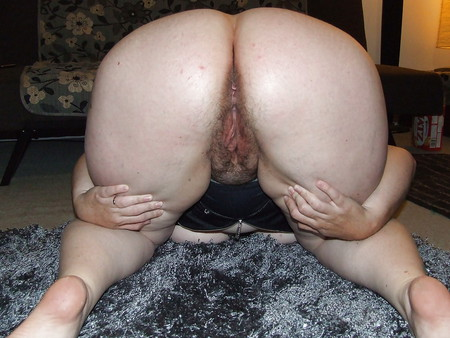 Ass hole messy