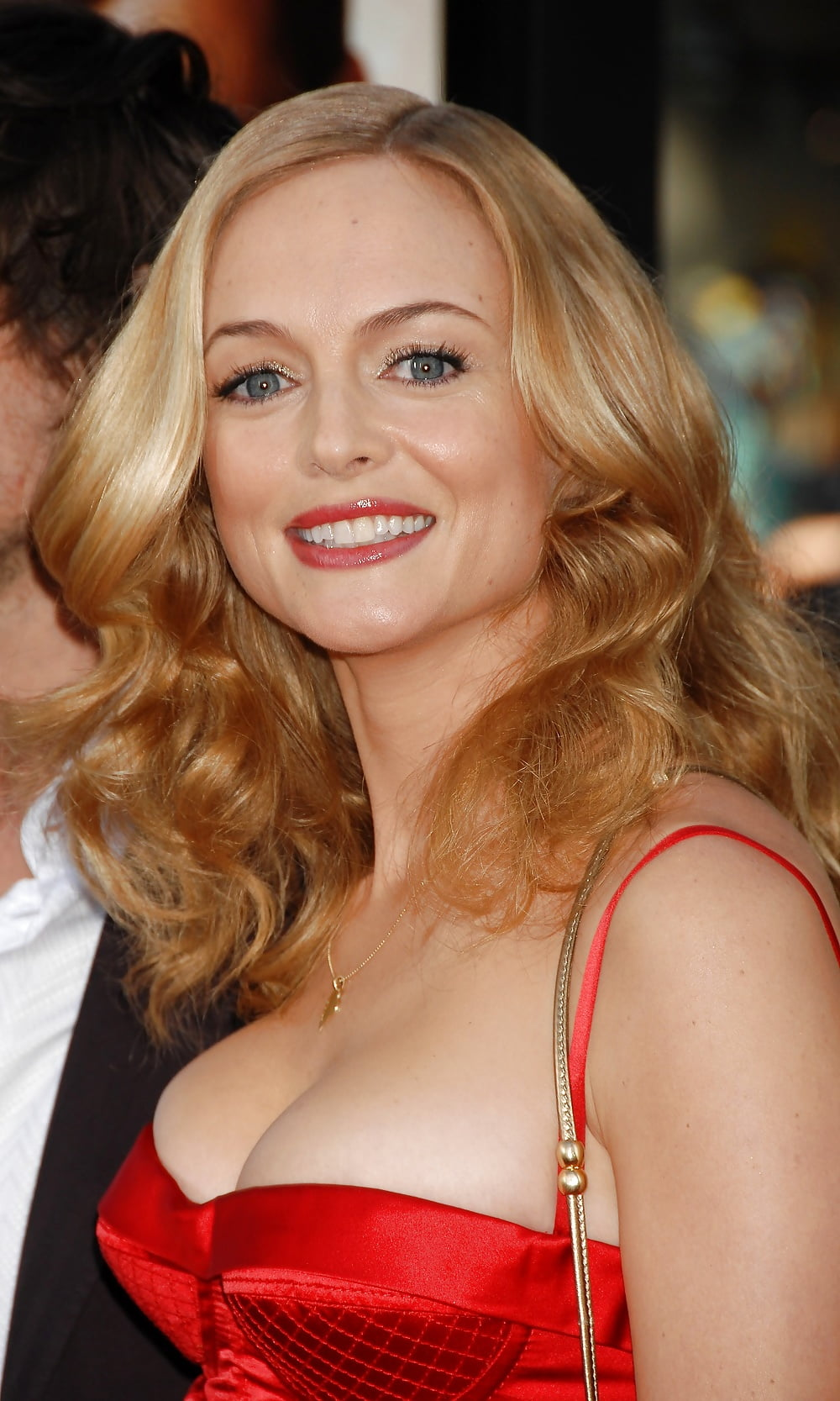 Heather Graham's Bikini Bod In Rio Is No Match For Ken Jeong's Physique
