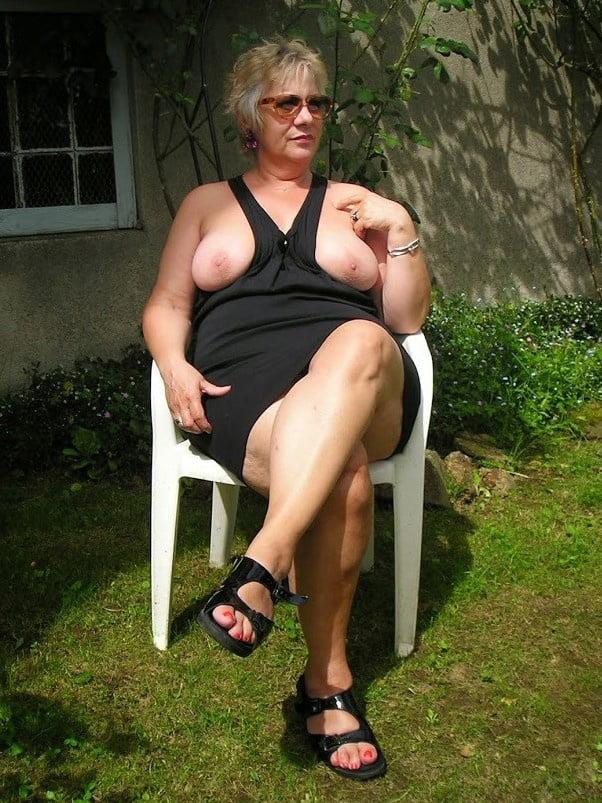 Porn mature outdoor Outdoor