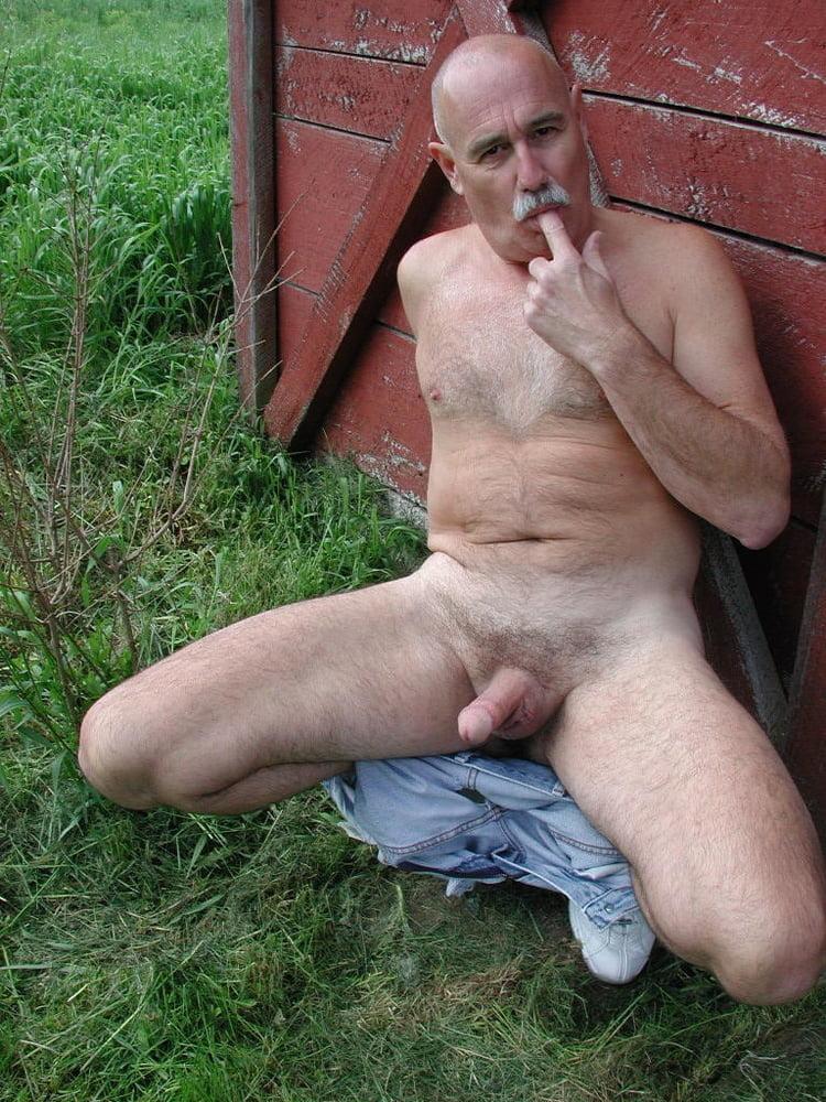 Oldmen Peeing