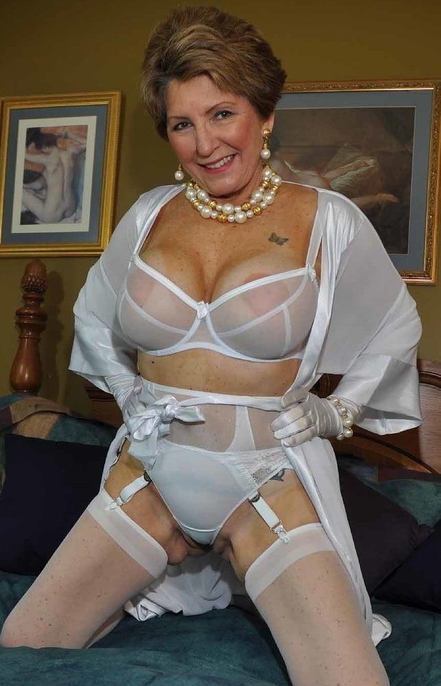 Mature women in girdles