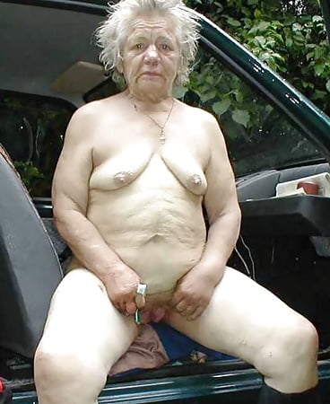 fat women naked Old