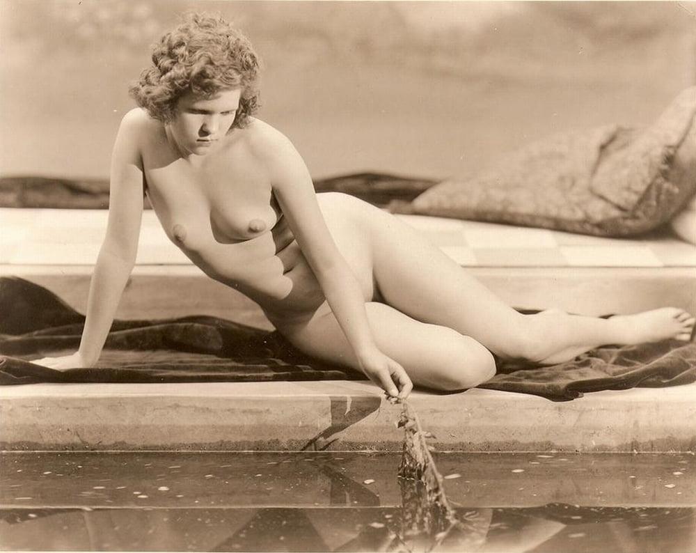 Naakt Nude Vintage Women Photos