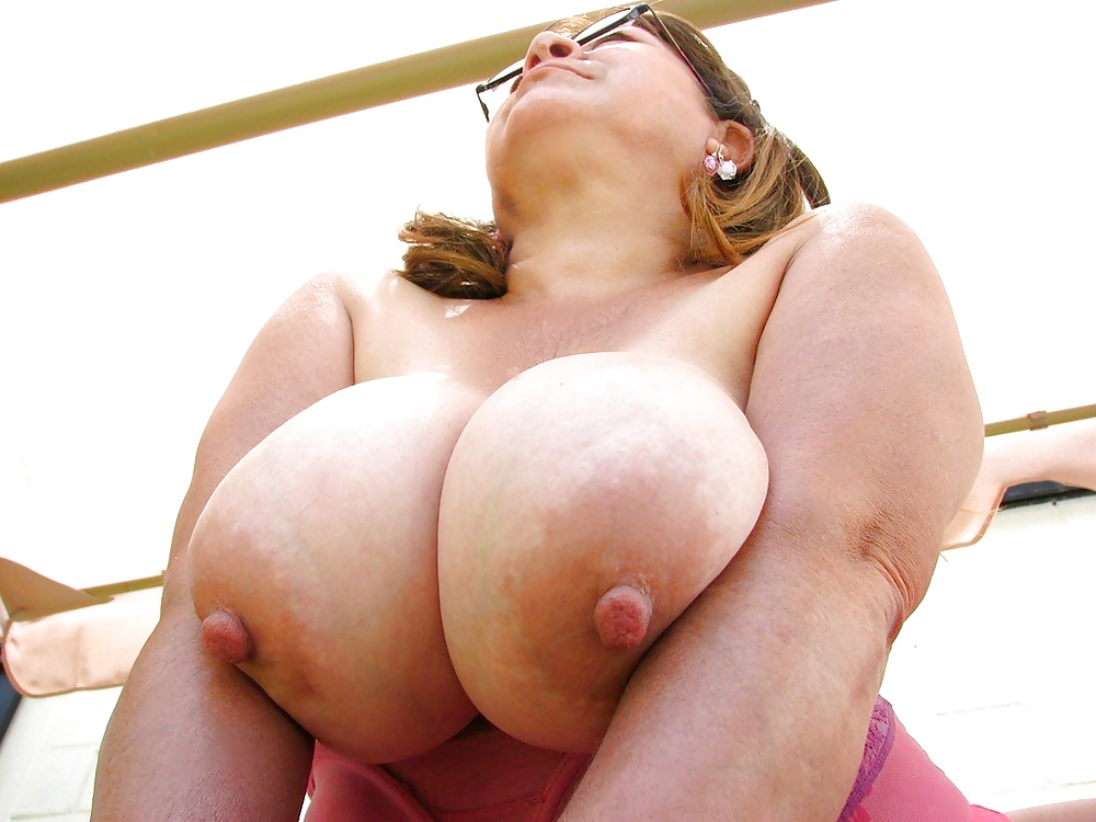Mature With Huge Nipples