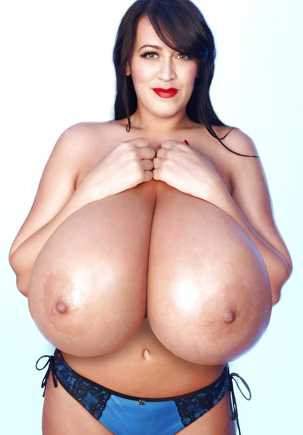 Free big saggy granny tits