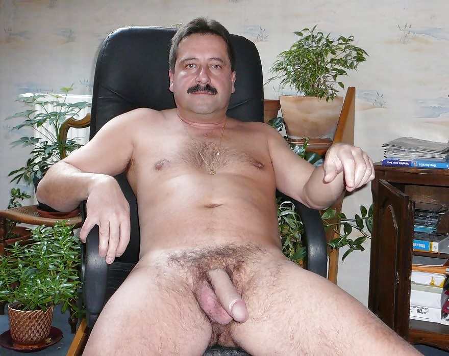 Indian Gay Photo Of Hairy Mature Bear Jerking Off