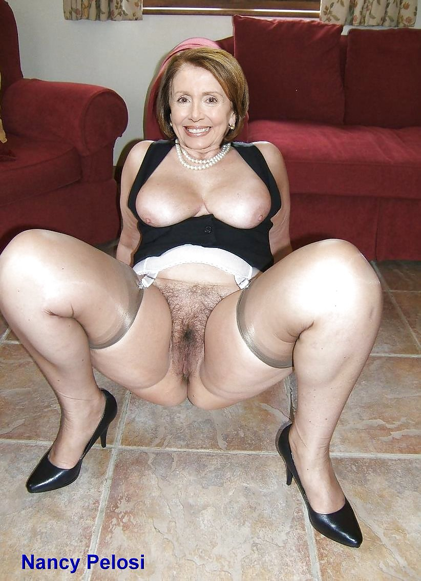 Nancy pelosi fake porn