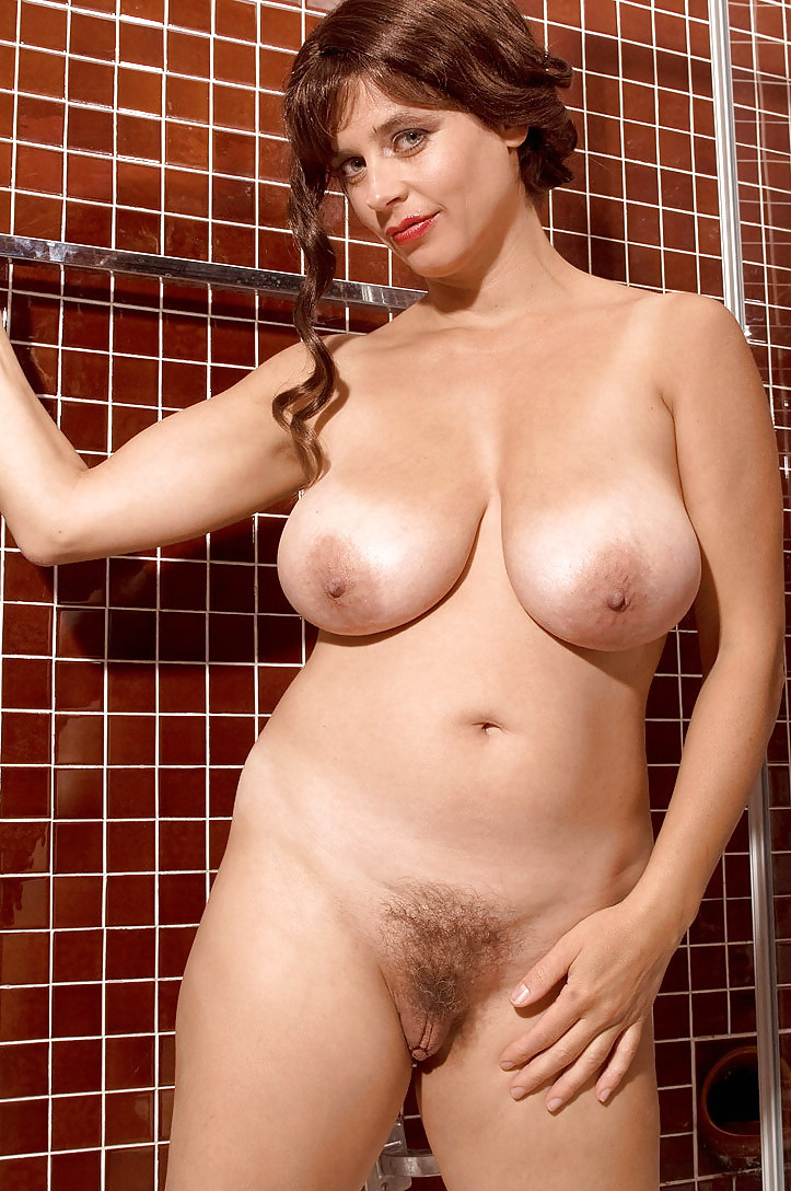 Busty Hairy Asian Amateur